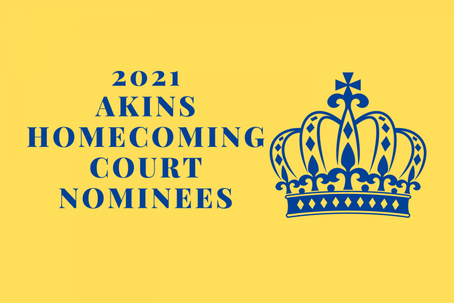 2021 Homecoming Court nominees announced