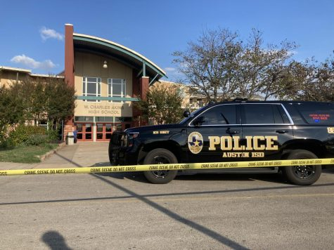 Austin ISD Police cordoned off the main entrance of Akins Early College High School Thursday afternoon as they investigated an incident in which a student was hospitalized and another student was apprehended into custody. Austin ISD police also investigated threats toward the campus that circulated on social media Thursday evening. Austin ISD police said the social media posts appear to be circulating across the country with the school name and date changed. The police department said additional officers would be on campus on Friday out of an abundance of caution.