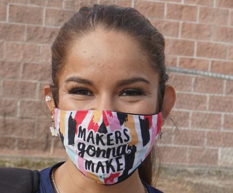Katia Castellanos — Girls Soccer