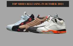 Top 5 shoes for October 2021