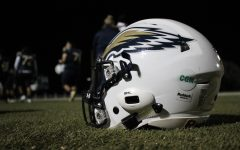 The Akins football program unveiled a new helmet design that includes wings that were similar to ones that were featured on a jersey Garcia-Mata wore on game days to support the team.