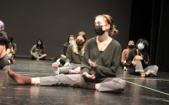 Auditioning is a dramatic experience for students