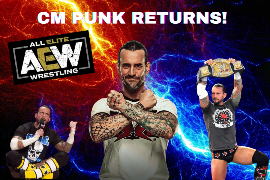 CM Punk Returns After 7 Years